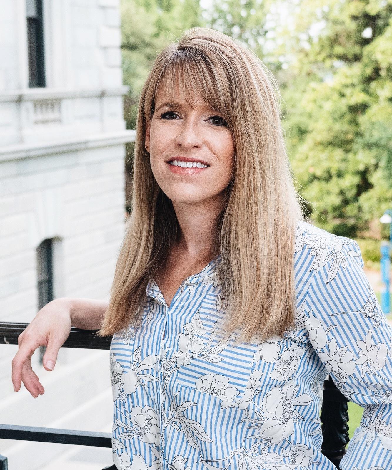 Lindsey Burkhart Rhodes Branding